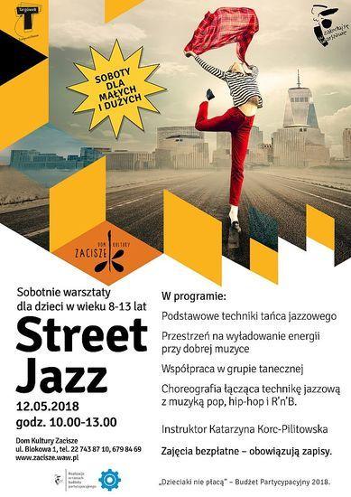 Warsztaty: Street Jazz