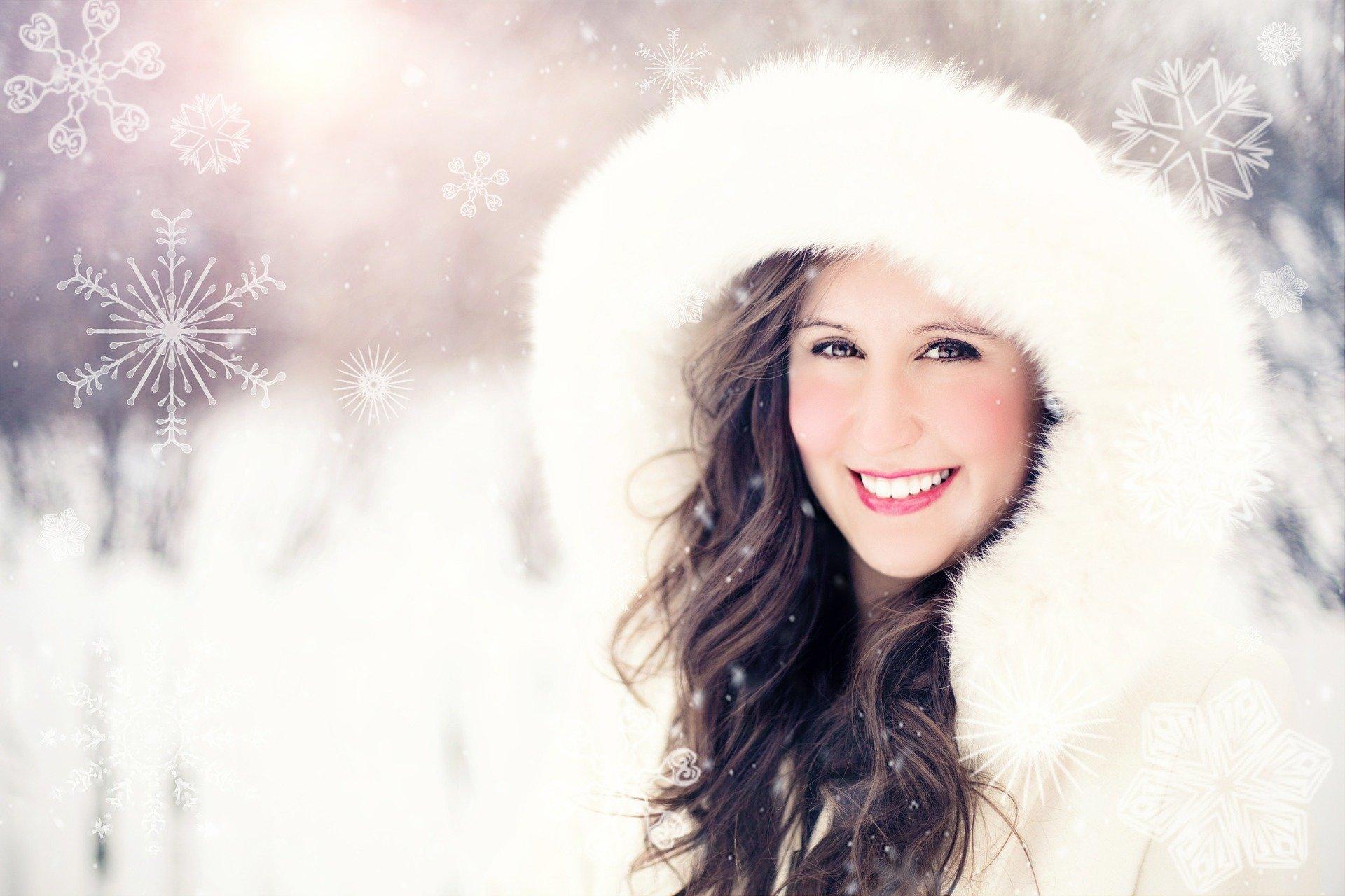 Przyjechała zima wozem, zimowy wierszyk dla dzieci