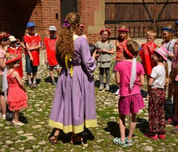 Wycieczka dla dzieci po średniowiecznym Krakowie