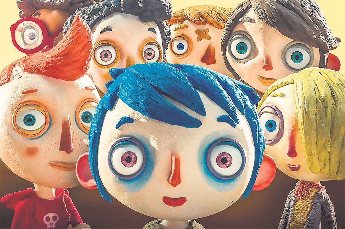 Poranek filmowy dla dzieci: Nazywam się Cukinia
