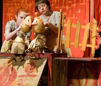 Bajki z malowanej skrzyni - spektakl rodzinny