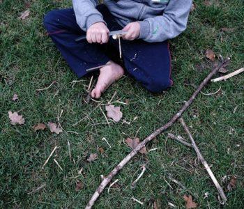 Dzieciniec, czyli przygodowy plac zabaw na Bemowie