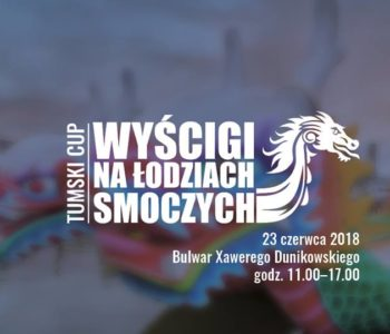 Tumski Cup 2018: Smocze łodzie na Odrze