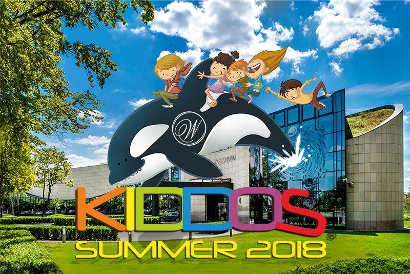 Kiddos Summer 2018 - wakacyjne zajęcia dla dzieci
