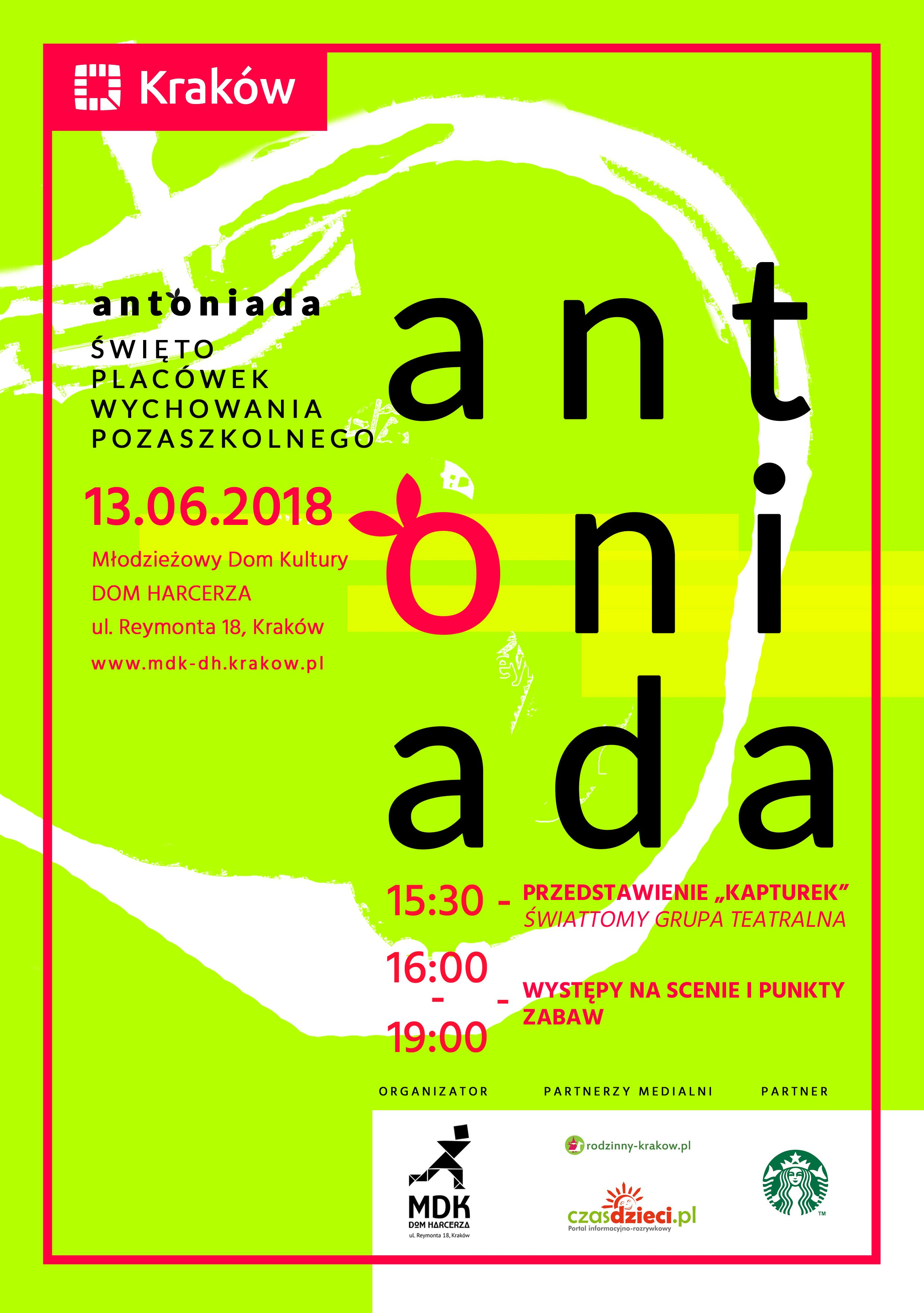 Antoniada - Święto Placówek Wychowania Pozaszkolnego