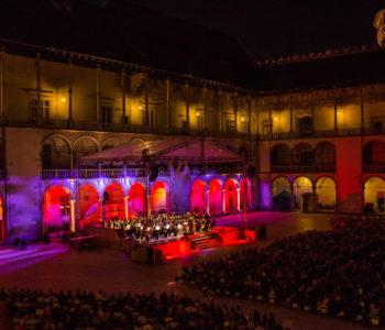 Niezwykłe wieczory z Operą Krakowską na Zamku Królewskimna Wawelu