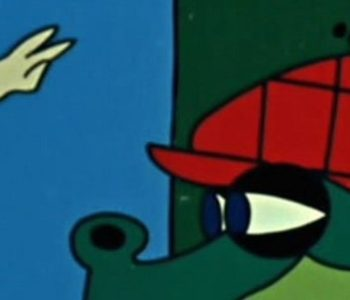 Morskie wyprawy w małym kinie - pokaz animacji dla dzieci