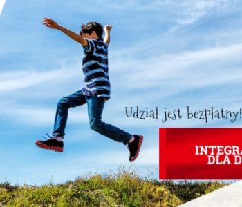Integracyjne spotkania dla dzieci – wakacje Bez Barier