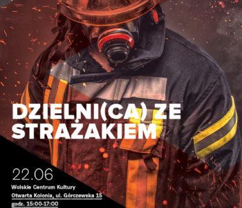 Dzielni(ca) ze strażakiem - interaktywne warsztaty z okazji Dnia Ojca
