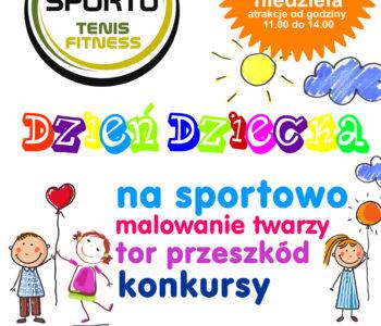 Dzień Dziecka 2018 oraz Strefa Sportu Young CUP