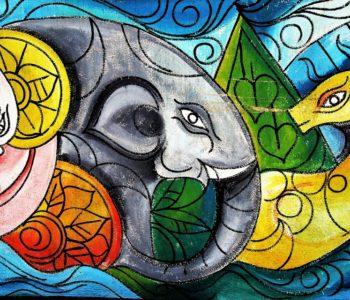 Mała Akademia Praska: Sztukę widzę na ulicy