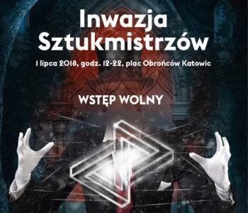 Inwazja Sztukmistrzów w Katowicach