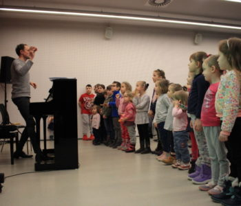 Strefa Dziecka w Teatrze Małym! W krainie muzyki – Tychy