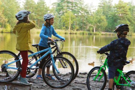 Jak dobrze wybrać rower dla dziecka?