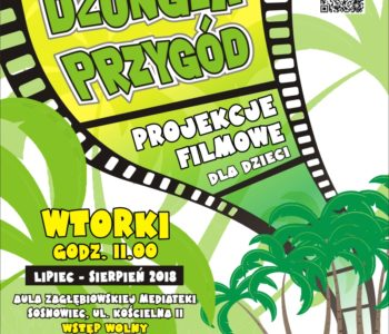 Filmowa dżungla przygód