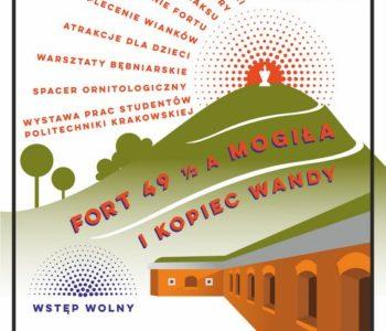 Kopiec Wandy_Fort Mogiła