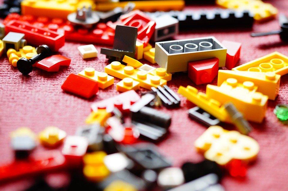 Budujemy polskie miasta z klocków lego - zajęcia