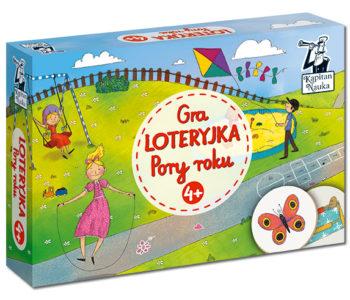 Gra Loteryjka – Pory roku