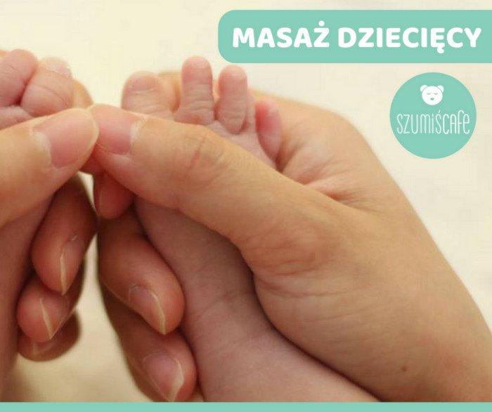masaz dzieciecy kurs dla rodziców w Warszawie