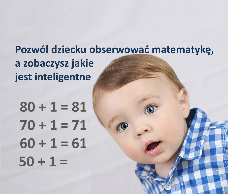Matematyka dla rozwoju dziecka w wieku 0-7 lat