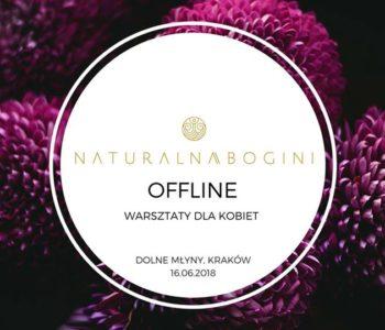 Naturalna Bogini Offline - warsztaty dla kobiet