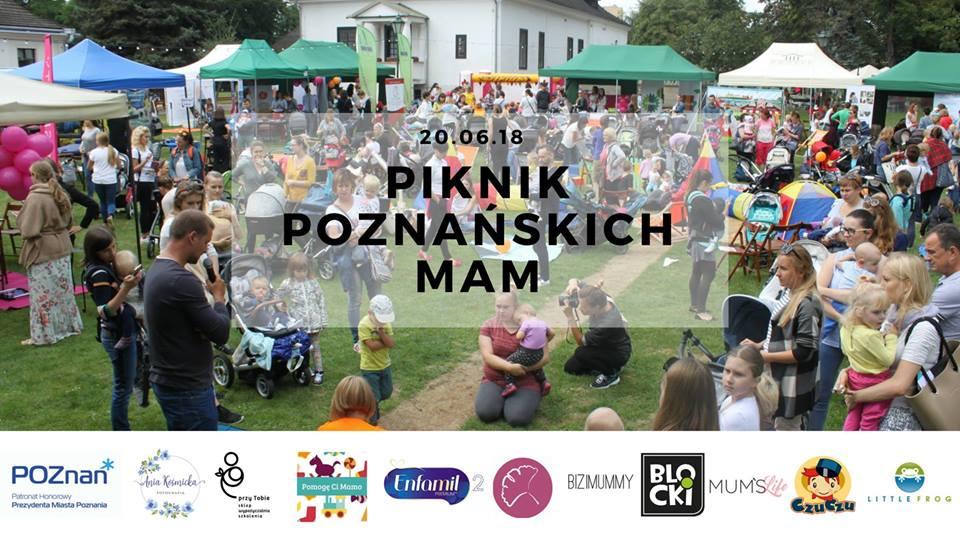 Piknik dla Mam to wydarzenie, na którym musi być każda Mama. Jest to wyjątkowa okazja do poznania innych Mam z Twojego miasta, wymiany doświadczeń, ploteczek przy kubku kawy i przy okazji skorzystania z atrakcji przygotowanych specjalnie dla nas - Mamy!