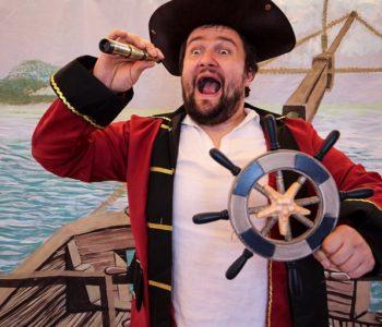 W poszukiwaniu skarbu piratów – bezpłatne przedstawienie dla dzieci. Częstochowa