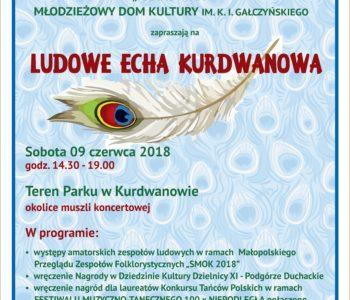 Ludowe Echa Kurdwanowa – święto folkloru