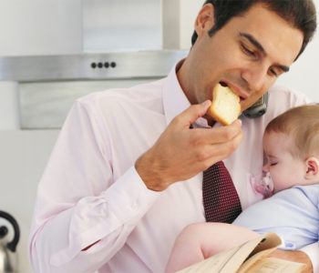 Quiz: Jak bardzo zestresowany jest ojciec Twoich dzieci?