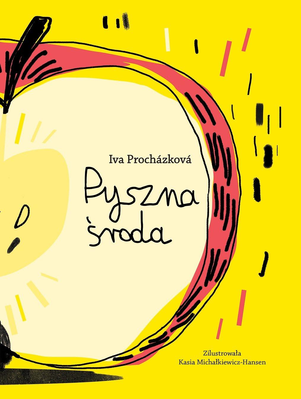 Pyszna środa - nowa książka w serii Czeska bajka