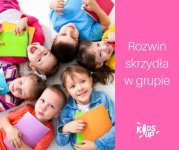 Zajęcia rozwijające umiejętności społeczne dzieci