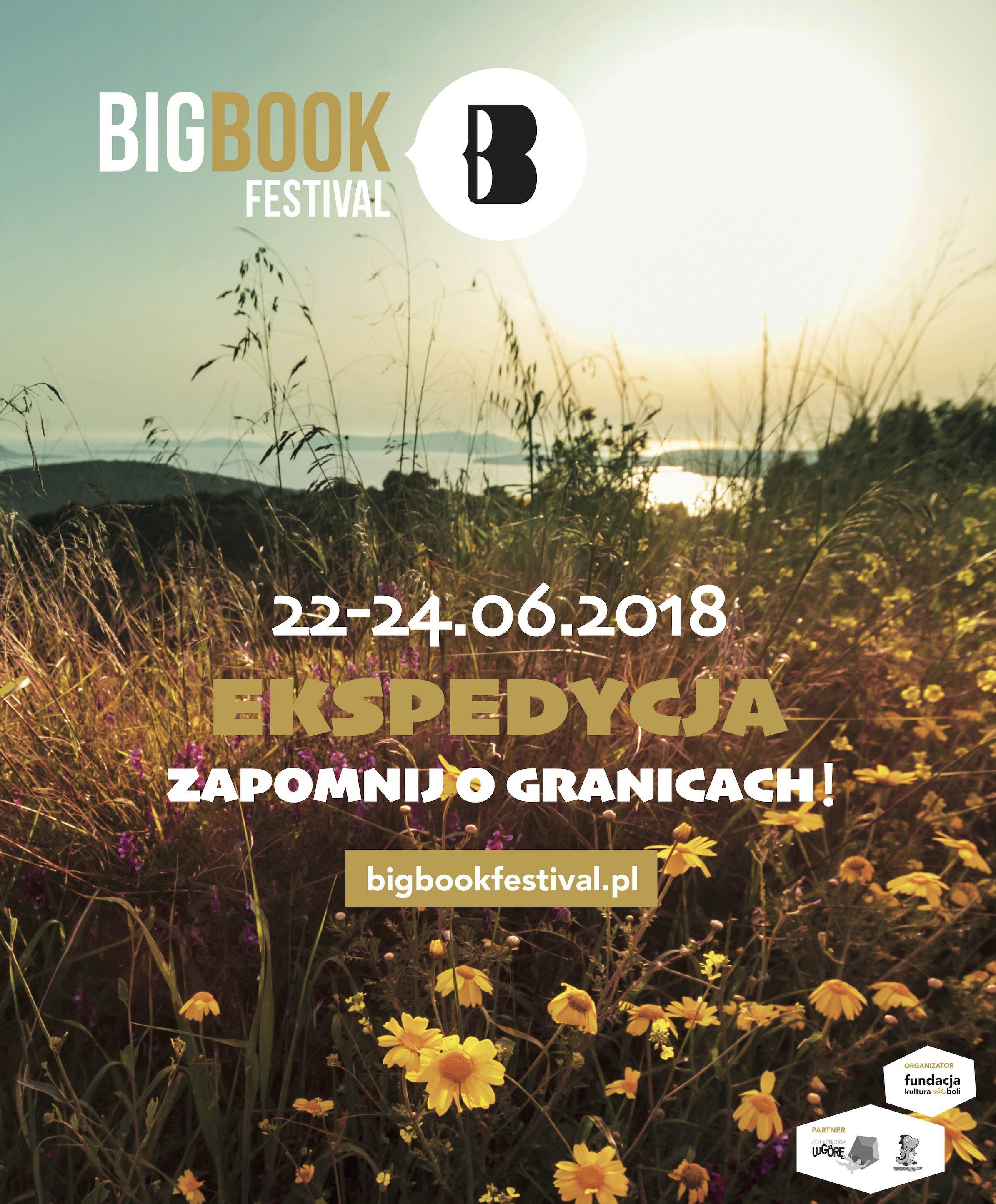 Big Book Festival dla wszystkich pokoleń