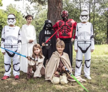Szkoła Jedi. Obóz w Murzasichlu