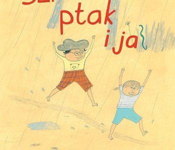 Sznurówka ptak i ja recenzja książki dla dzieci