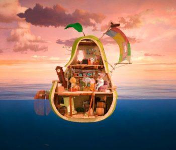 Wakacyjne Podróże Filmowe dla Dzieci w kinie Agrafka