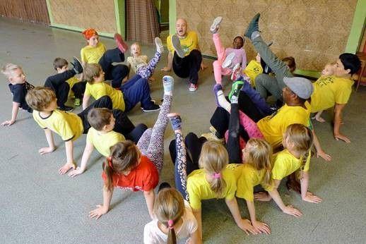 Włącz dziecko - zajęcia uaktywniające