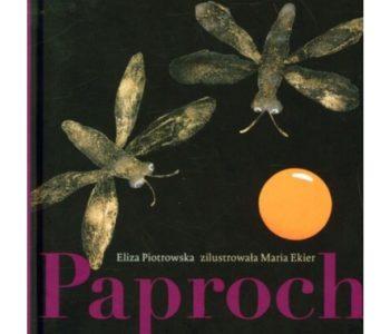Aktywne czytanie w Mocak-u. Paproch