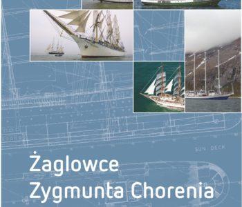 Żaglowce Zygmunta Chorenia - wystawa na Darze Pomorza