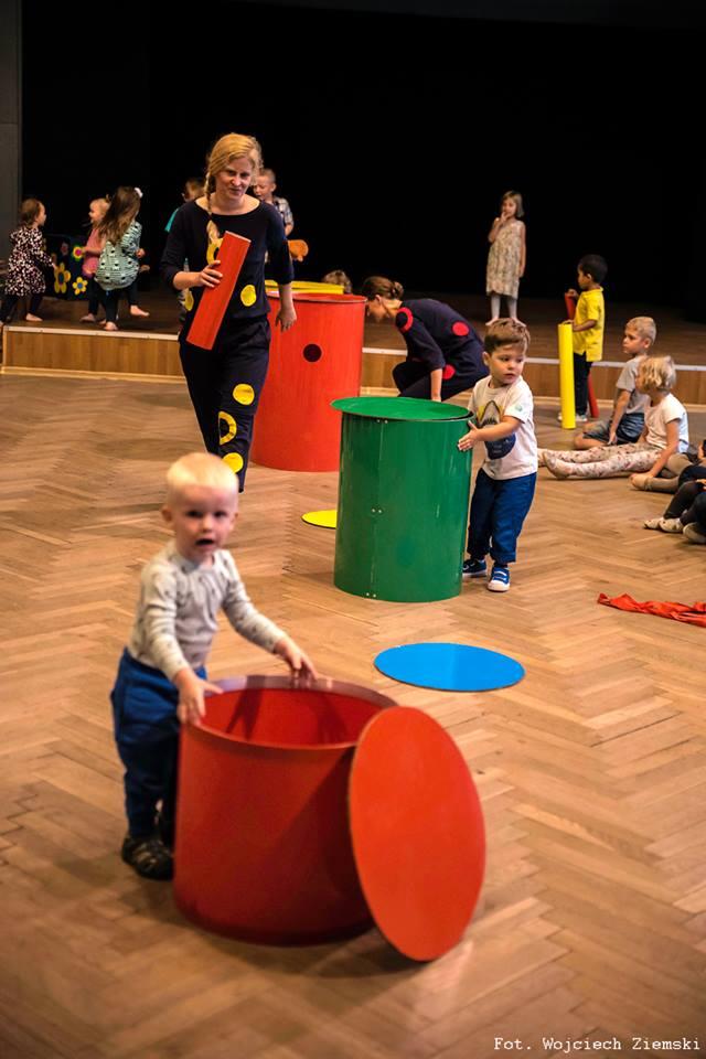 Od słowa do słowa - spektakl dla dzieci najnajmłodszych
