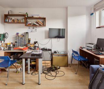 Pięć w jednym / Mały pokój — dużo funkcji – Warsztaty rodzinne
