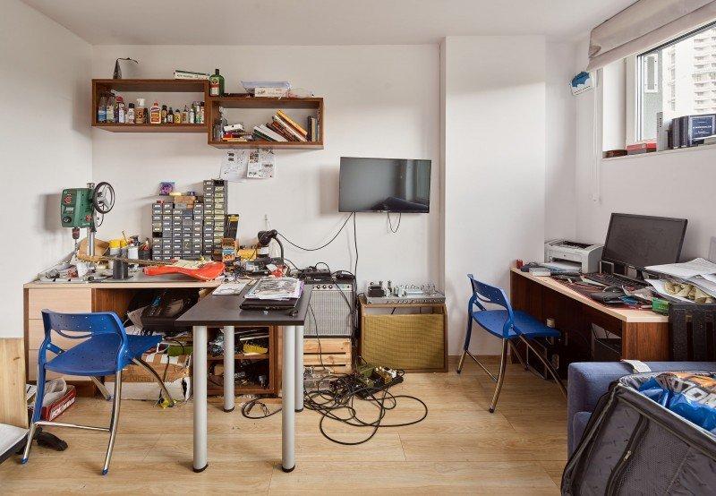 Pięć w jednym / Mały pokój — dużo funkcji - Warsztaty rodzinne