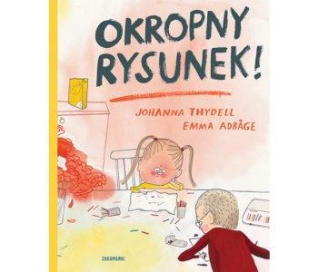 Aktywne czytanie w Mocak-u. Okropny rysunek!