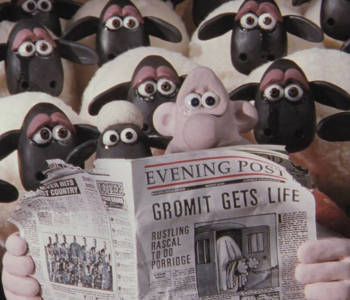 Animacje Nicka Parka Wallace Gromit