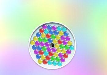 Bąbelki Spinner – gra online dla dzieci