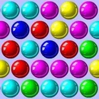 Bubble Shooter gra dla dzieci online bąbelki