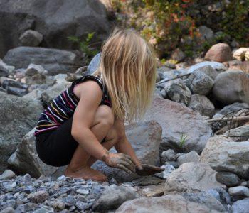 Dzikie Dzieci na spacerniaku
