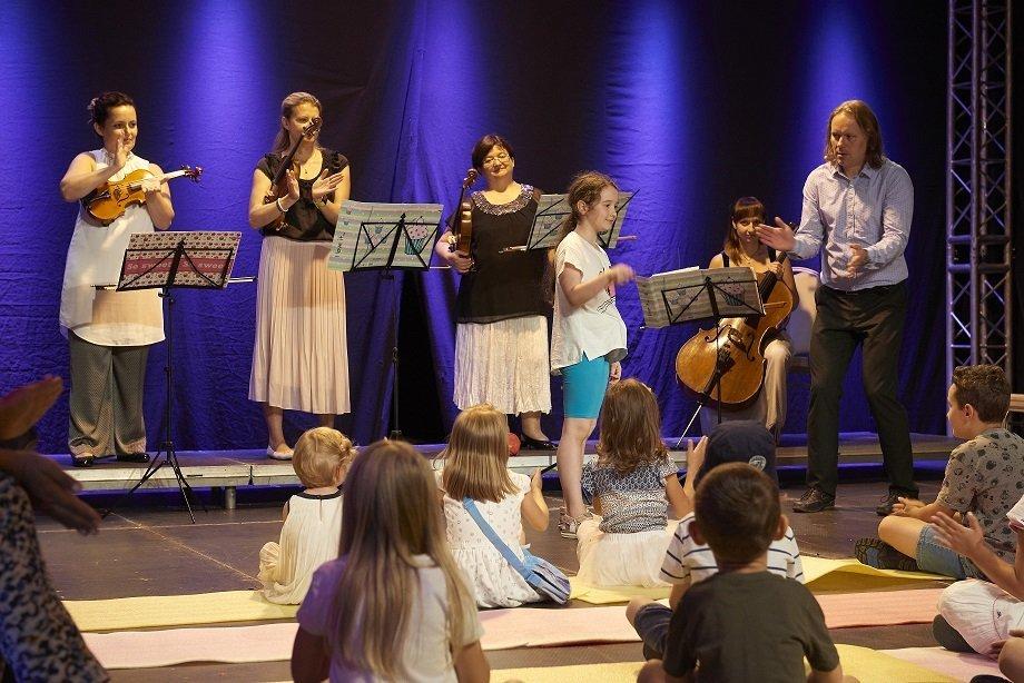 Arkady Dzieciom: Dzień dobry, muzyko