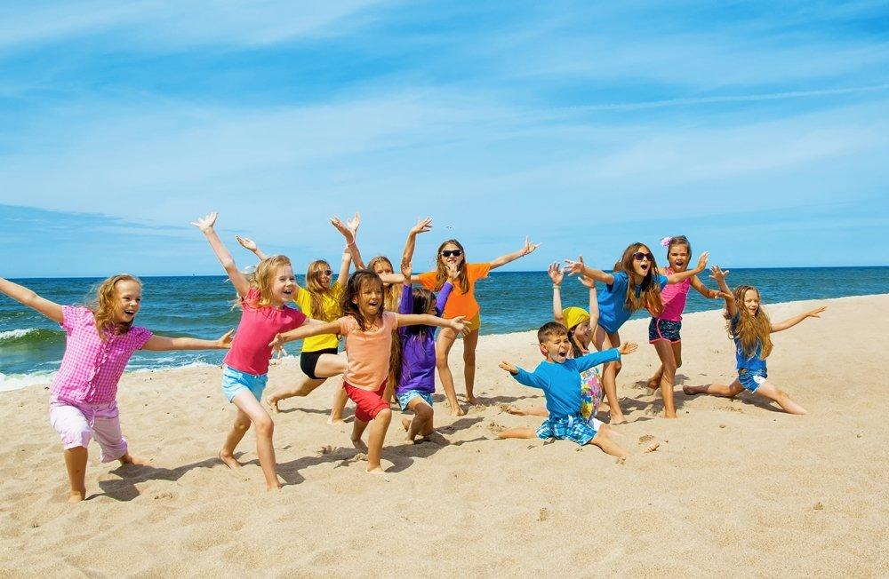 Obozy sportowe dla dzieci - nad jeziorem i nad morzem