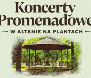 Koncerty dla dzieci w Altanie na Plantach