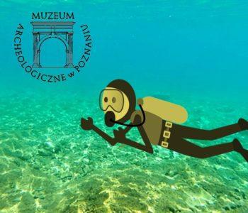 Letnia akademia Malucha 2018 - Podwodna przygoda z archeologią